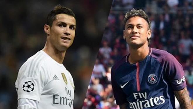 """Cúp C1: Neymar gây sốc khoe ảnh """"trần trụi"""", """"dọa"""" Ronaldo - Real - 2"""