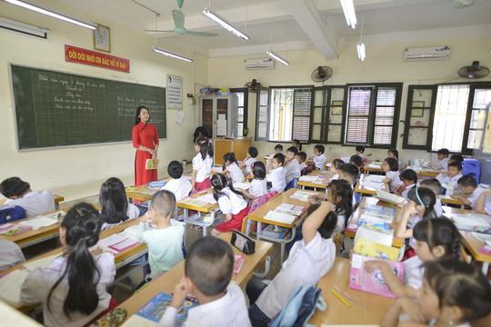 Khảo sát năng lực học sinh lớp 3 toàn TP HCM vào ngày 9-3 - 1