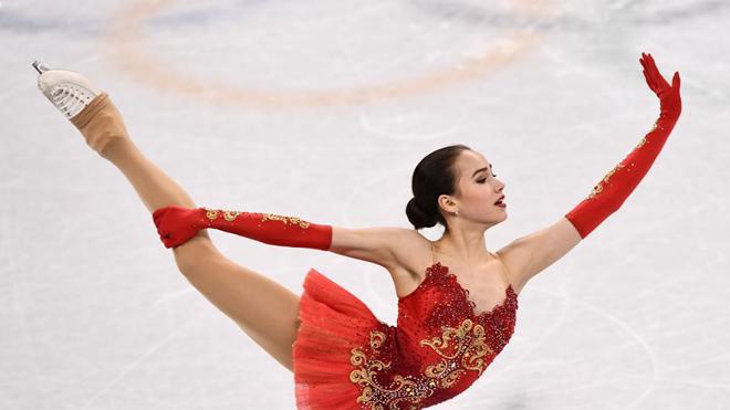 """""""Nữ thần"""" sắc đẹp 15 tuổi giật HCB, làm """"điêu đứng"""" Olympic mùa đông 2018 - 1"""