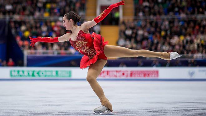 """""""Nữ thần"""" sắc đẹp 15 tuổi giật HCB, làm """"điêu đứng"""" Olympic mùa đông 2018 - 3"""