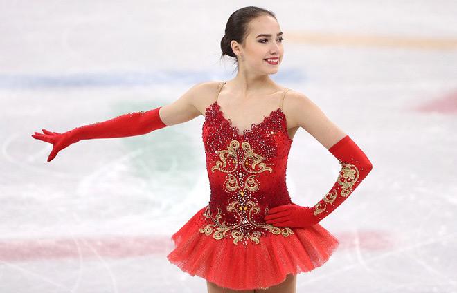 """""""Nữ thần"""" sắc đẹp 15 tuổi giật HCB, làm """"điêu đứng"""" Olympic mùa đông 2018 - 4"""