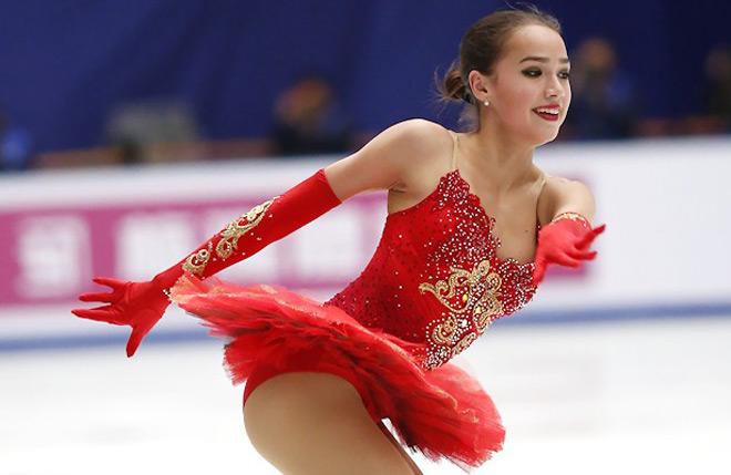 """""""Nữ thần"""" sắc đẹp 15 tuổi giật HCB, làm """"điêu đứng"""" Olympic mùa đông 2018 - 2"""