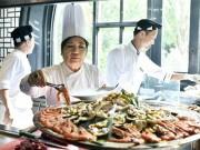 Người đầu bếp nổi tiếng với câu chuyện  Quốc yến đãi 21 nguyên thủ APEC