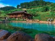 Du lịch - Tạm bỏ quên đời, thư giãn ở suối nước nóng đẹp quên lối về