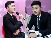 """Hốt hoảng với gương mặt  """" đắp bột """"  của đội trưởng U23 VN Xuân Trường"""