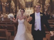 """Những pha tai nạn  """" có một không hai """"  trong đám cưới"""