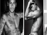 """Bóng đá - Cúp C1: Neymar gây sốc khoe ảnh """"trần trụi"""", """"dọa"""" Ronaldo - Real"""