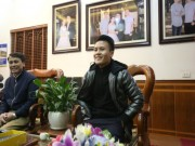 Bóng đá - Thăm nhà Quang Hải: Con trai thành danh, cả làng được nhờ