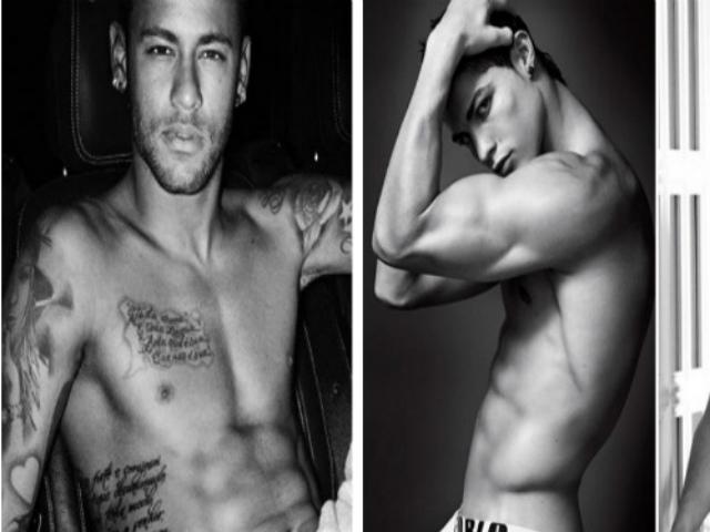"""Cúp C1: Neymar gây sốc khoe ảnh """"trần trụi"""", """"dọa"""" Ronaldo - Real"""