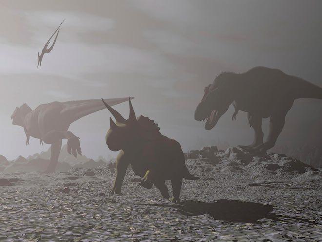 Giả thuyết mới về nguyên nhân gây ra sự tuyệt diệt của khủng long - 4