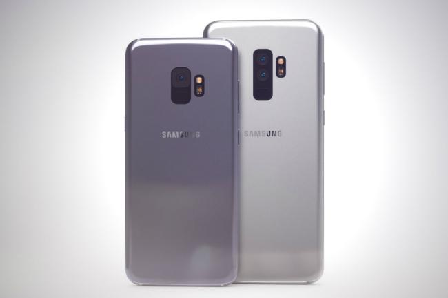 Galaxy S9 Plus thiết kế nhỉnh hơn hẳn S9.