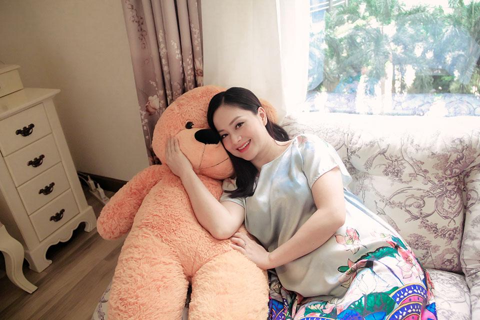 Lan Phương tiết lộ kế hoạch đón Valentine và Tết cùng chồng Tây cao 2m - 2