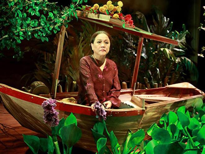 Sân khấu kịch Hoàng Thái Thanh: 8 năm bù lỗ, liên tục hủy diễn vì ế khách - 2