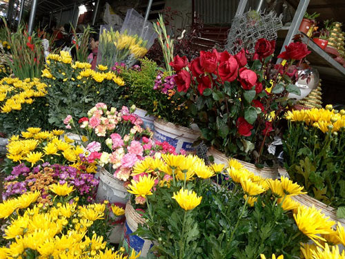 Bất ngờ: Hoa hồng thờ Tết đắt gấp 10 lần mà vẫn cháy hàng - 5