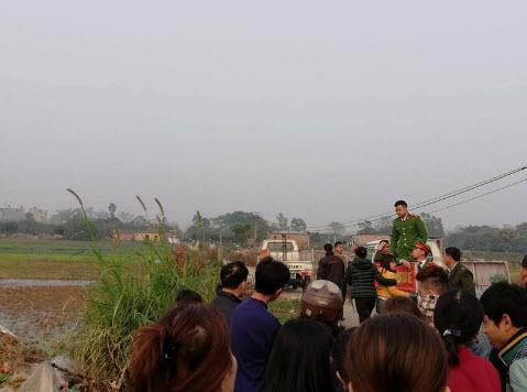 Hà Nội: Xô xát trong cuộc nhậu, một người tử vong - 1
