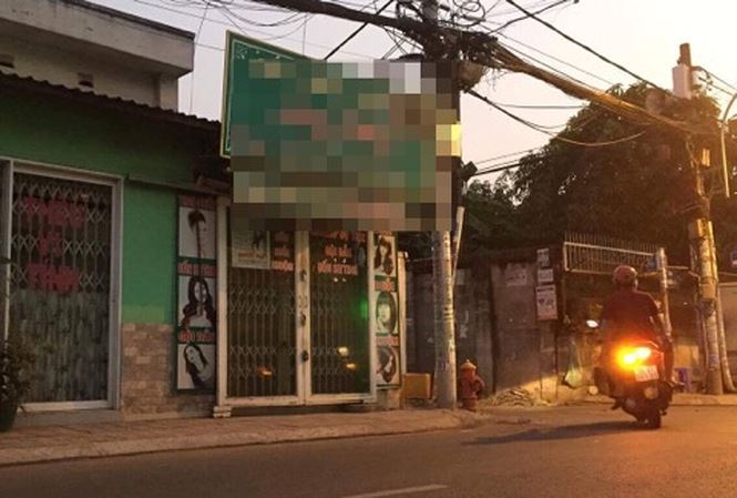 Níu kéo tình cũ bất thành, tự sát ở tiệm cắt tóc - 1