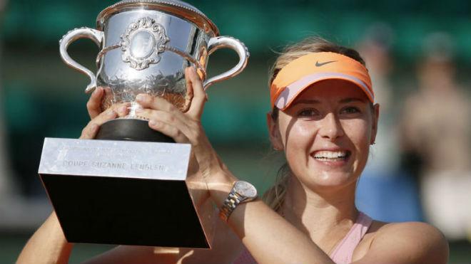 Tin thể thao HOT 14/2: Sharapova vẫn khao khát Grand Slam - 1