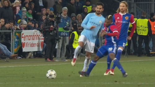 Chi tiết Basel - Man City: Nỗ lực bất thành (KT) - 9