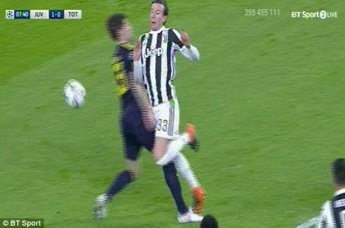 """Chi tiết Juventus - Tottenham: """"Lão bà"""" thở phào nhẹ nhõm (KT) - 4"""