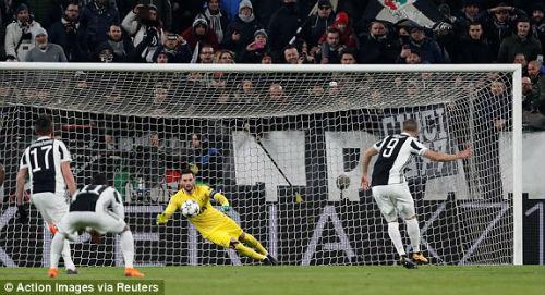 """Chi tiết Juventus - Tottenham: """"Lão bà"""" thở phào nhẹ nhõm (KT) - 5"""