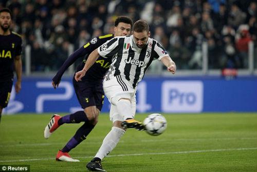 """Chi tiết Juventus - Tottenham: """"Lão bà"""" thở phào nhẹ nhõm (KT) - 3"""