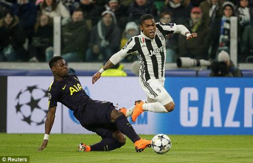 """Chi tiết Juventus - Tottenham: """"Lão bà"""" thở phào nhẹ nhõm (KT) - 9"""