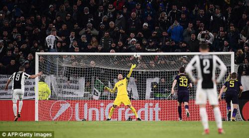 """Chi tiết Juventus - Tottenham: """"Lão bà"""" thở phào nhẹ nhõm (KT) - 8"""