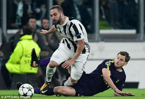 """Chi tiết Juventus - Tottenham: """"Lão bà"""" thở phào nhẹ nhõm (KT) - 10"""