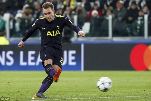"""Chi tiết Juventus - Tottenham: """"Lão bà"""" thở phào nhẹ nhõm (KT) - 11"""