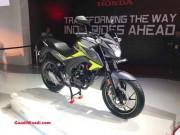 Đối thủ của Yamaha FZ-S ra mắt, nâng cấp thẩm mỹ