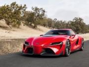 Toyota Supra thế hệ mới sẽ ra mắt tại Geneva Motor Show.