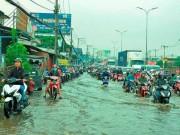 Tin tức trong ngày - Sài Gòn có thể mưa, ngập vào dịp Tết