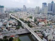 Đường cong uốn lượn của metro đầu tiên ở SG sau 6 năm thi công