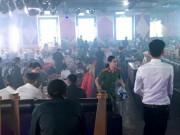 Phát hiện gần 70 dân chơi ma túy trong quán bar