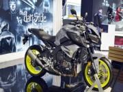 2018 Yamaha MT-10 trình diện, giá 295 triệu đồng