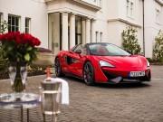 Tư vấn - McLaren 570S đổi màu mới kỷ niệm Valentine