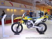 Suzuki RM-Z450 2018: Động cơ mạnh, khung gầm nhẹ và linh hoạt hơn