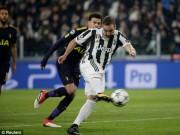 """Chi tiết Juventus - Tottenham:  """" Lão bà """"  thở phào nhẹ nhõm (KT)"""