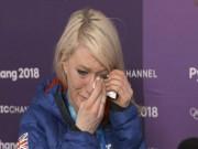 Tin nóng Olympic mùa đông 14/2: Nhà vô địch World Cup ngã nhào, bật khóc nửc nở