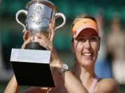 Tin thể thao HOT 14/2: Sharapova vẫn khao khát Grand Slam