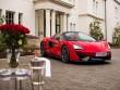 McLaren 570S đổi màu mới kỷ niệm Valentine