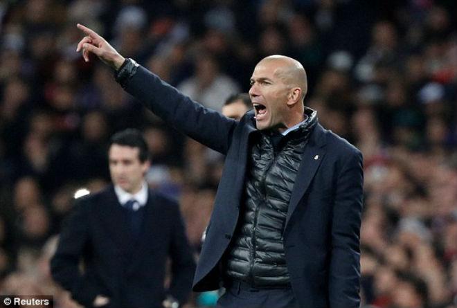 """Góc chiến thuật Real – PSG: Người hùng Ronaldo và """"quân bài tẩy"""" của Zidane - 1"""