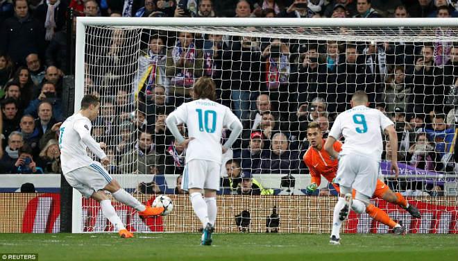 """Góc chiến thuật Real – PSG: Người hùng Ronaldo và """"quân bài tẩy"""" của Zidane - 2"""