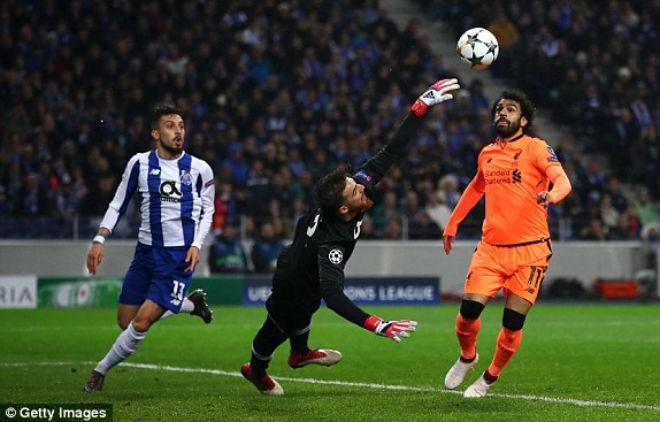 Porto - Liverpool: Tam tấu chói sáng, 5 bàn choáng váng - 1