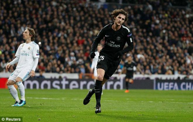 Real Madrid - PSG: Vượt khó nhờ Ronaldo, những phút cuối rực rỡ - 1