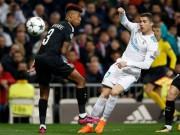 Bóng đá - Real Madrid - PSG: Vượt khó nhờ Ronaldo, những phút cuối rực rỡ