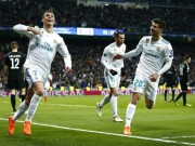 Bóng đá - Ronaldo kỉ lục 100 bàn cúp C1, Real bị tố trọng tài tiếp tay hạ PSG