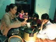 Chiều cuối năm trong căn nhà nhỏ của cặp vợ chồng 29 tuổi sinh 8 con