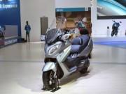 Suzuki Burgman 650: Xe tay ga hạng sang cho nhà giàu