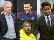 PSG có Neymar vẫn khờ dại Cúp C1: Cần Mourinho để xưng bá châu Âu
